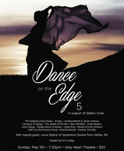 Dance on the Edge 5
