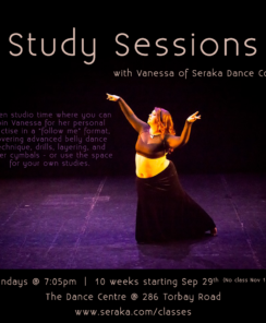 New Class – Study Sessions