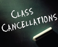 Tue-18-Mar: Level 2 Cancelled